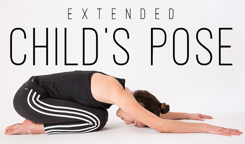 Extended Child's Pose