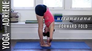 Forward Fold (Uttanasana)
