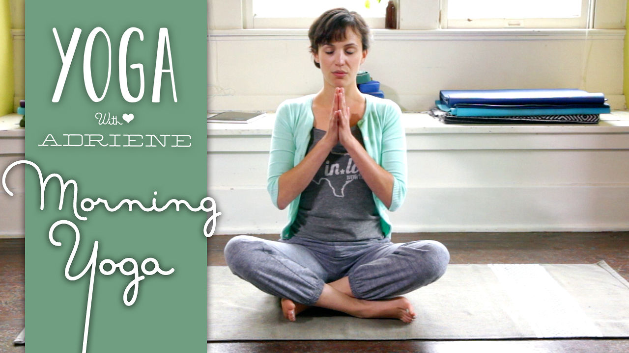 Gentle Morning Yoga | Yoga With Adriene