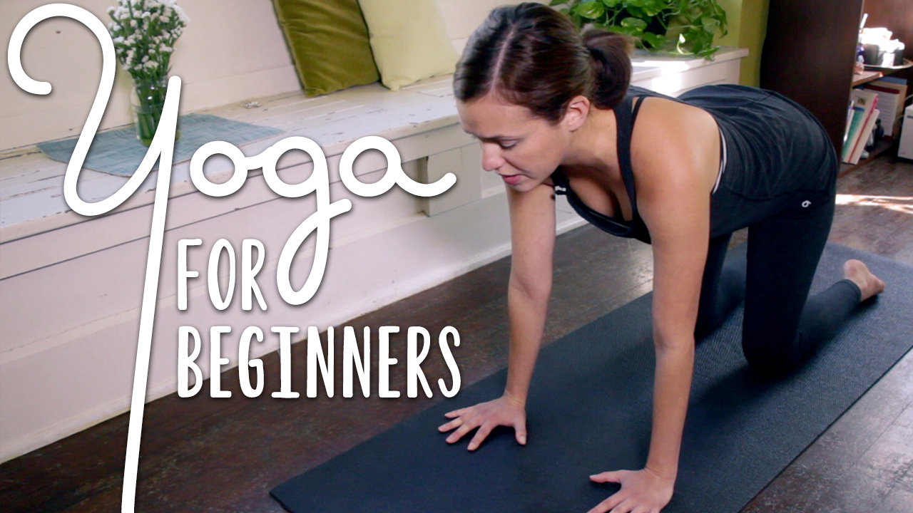 Yoga For Complete Beginners Yoga With Adriene