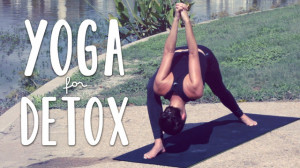 Detox Yoga Practice – Strengthen and Cleanse