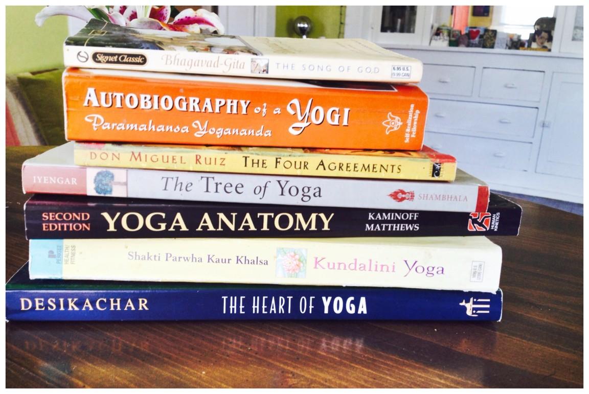 book stack YWA