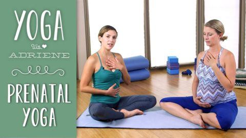 prenatal yoga archives  yoga with adriene