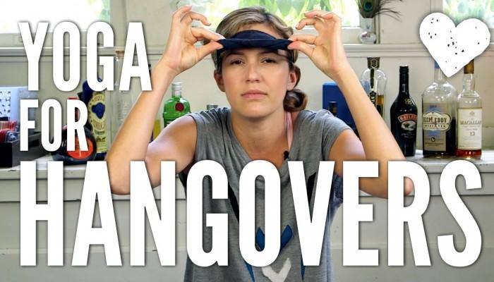Yoga For Hangovers