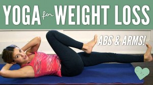Yoga For Weight Loss Focus On Abs And Arms