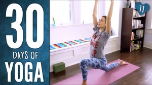 30 Days of Yoga – Day 11