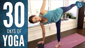 30 Days of Yoga – Day 15
