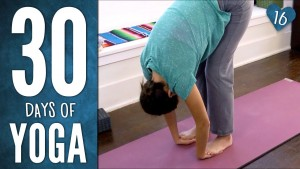 30 Days of Yoga – Day 16