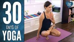 30 Days of Yoga – Day 18