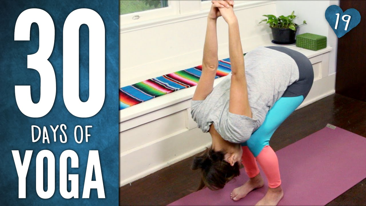 30 Days of Yoga - Day 19 - Yoga With Adriene