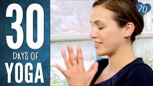 30 Days of Yoga – Day 20