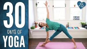 30 Days of Yoga – Day 25