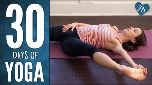 30 Days of Yoga – Day 26