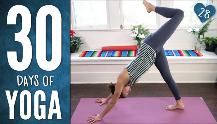 30 Days of Yoga – Day 28