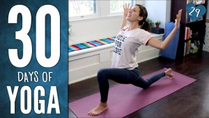 30 Days of Yoga – Day 29