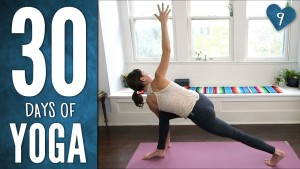 30 Days of Yoga – Day 9