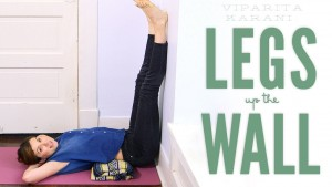 Legs Up The Wall – Viparita Karani