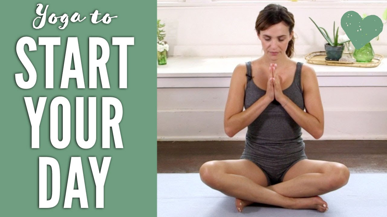 Morning Yoga - Yoga To Start Your Day