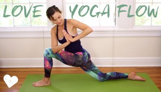 Love Yoga Flow – Yoga For Weight Loss