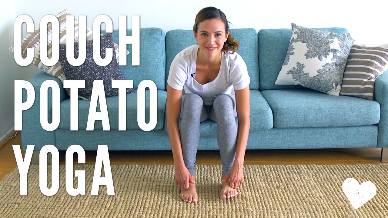 Yoga For Couch Potatoes Jpg