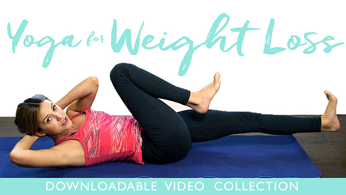 Weight loss Yoga With Adriene