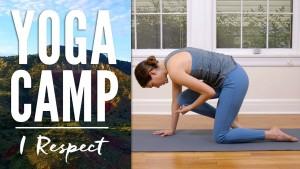 Yoga Camp – Day 19