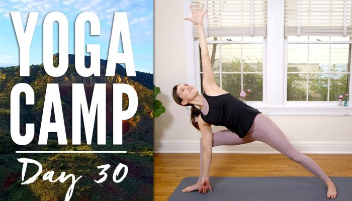 Yoga Camp – Day 30