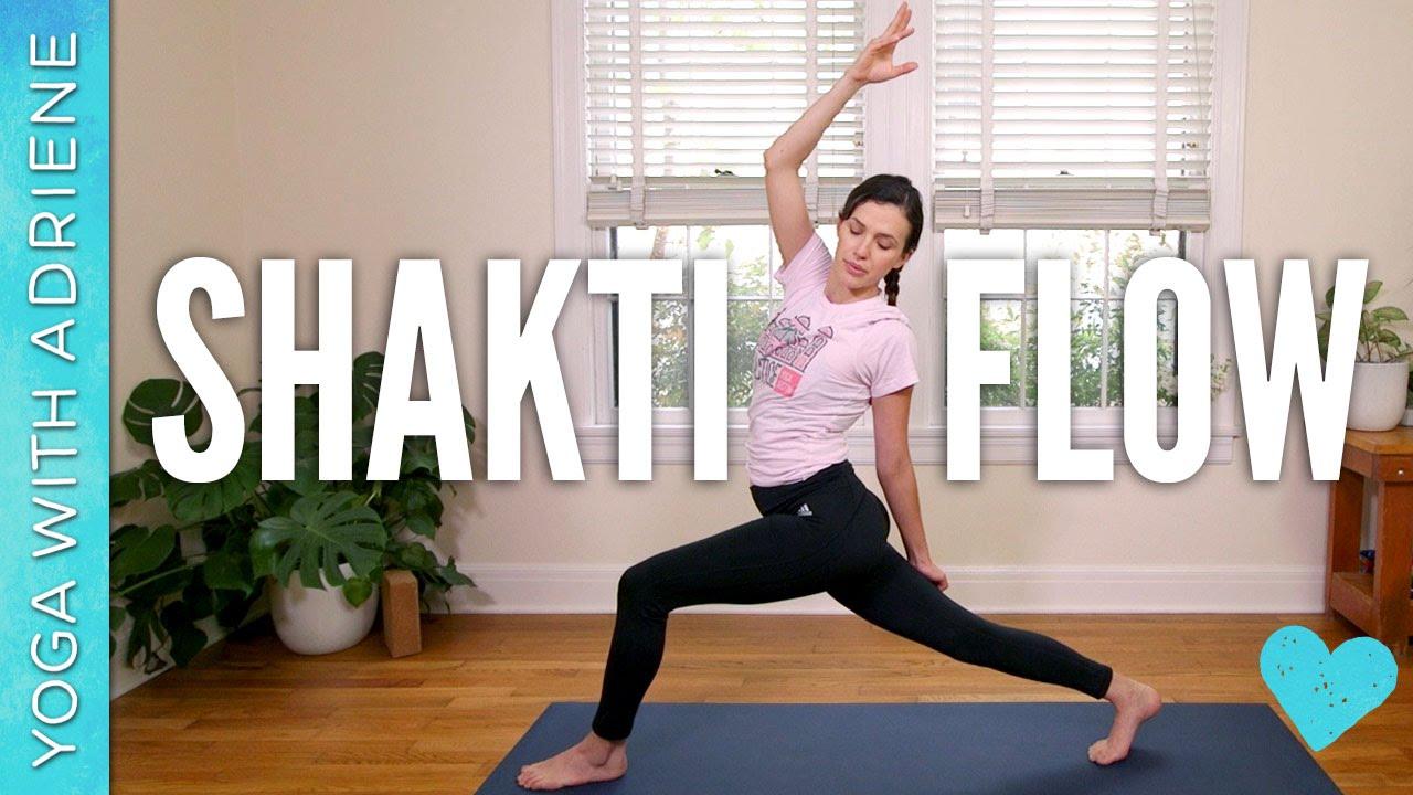Shakti Power Flow | Yoga With Adriene