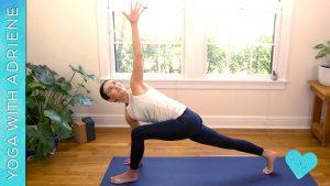 Side Body Yoga Flow