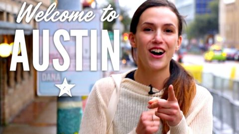 Three Stops You Cannot Miss While In Austin – VLOG
