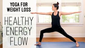Yoga For Weight Loss Healthy Energy Flow