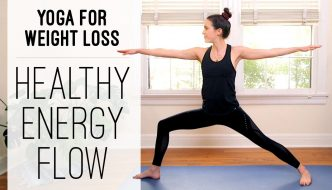 Yoga For Weight Loss – Healthy Energy Flow