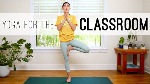 Free Yoga Resources for Schools