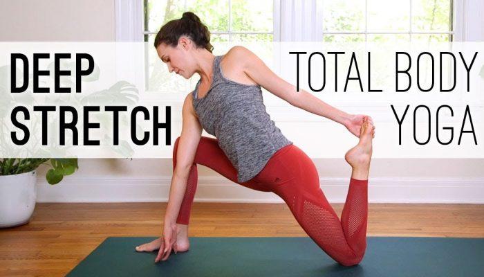Total Body Yoga – Deep Stretch