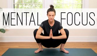 Yoga For Concentration and Mental Focus