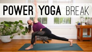 Power Yoga Break