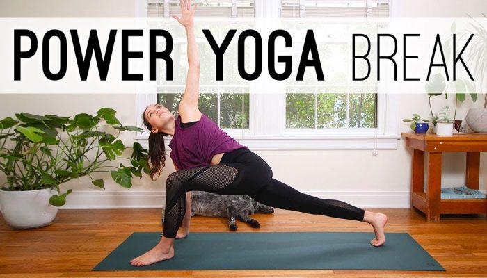 Power Yoga Break