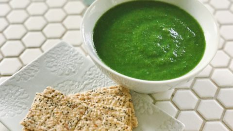 Clean Green Comfort Soup – Find What Feels Good