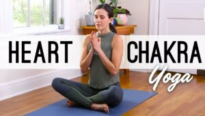 Heart Chakra Yoga for Beginners