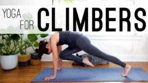 Yoga For Climbers – Flexibility & Balance