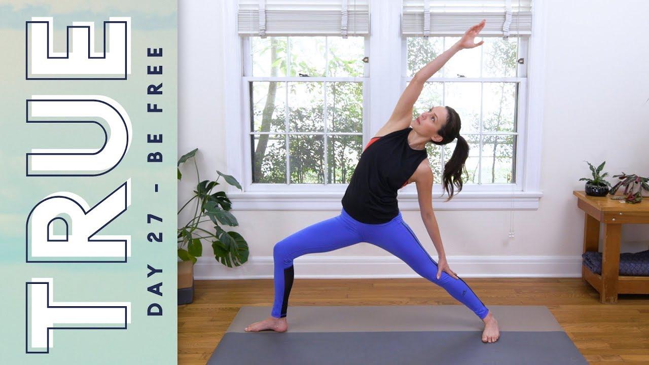 True day 27 be free yoga with adriene stopboris Gallery