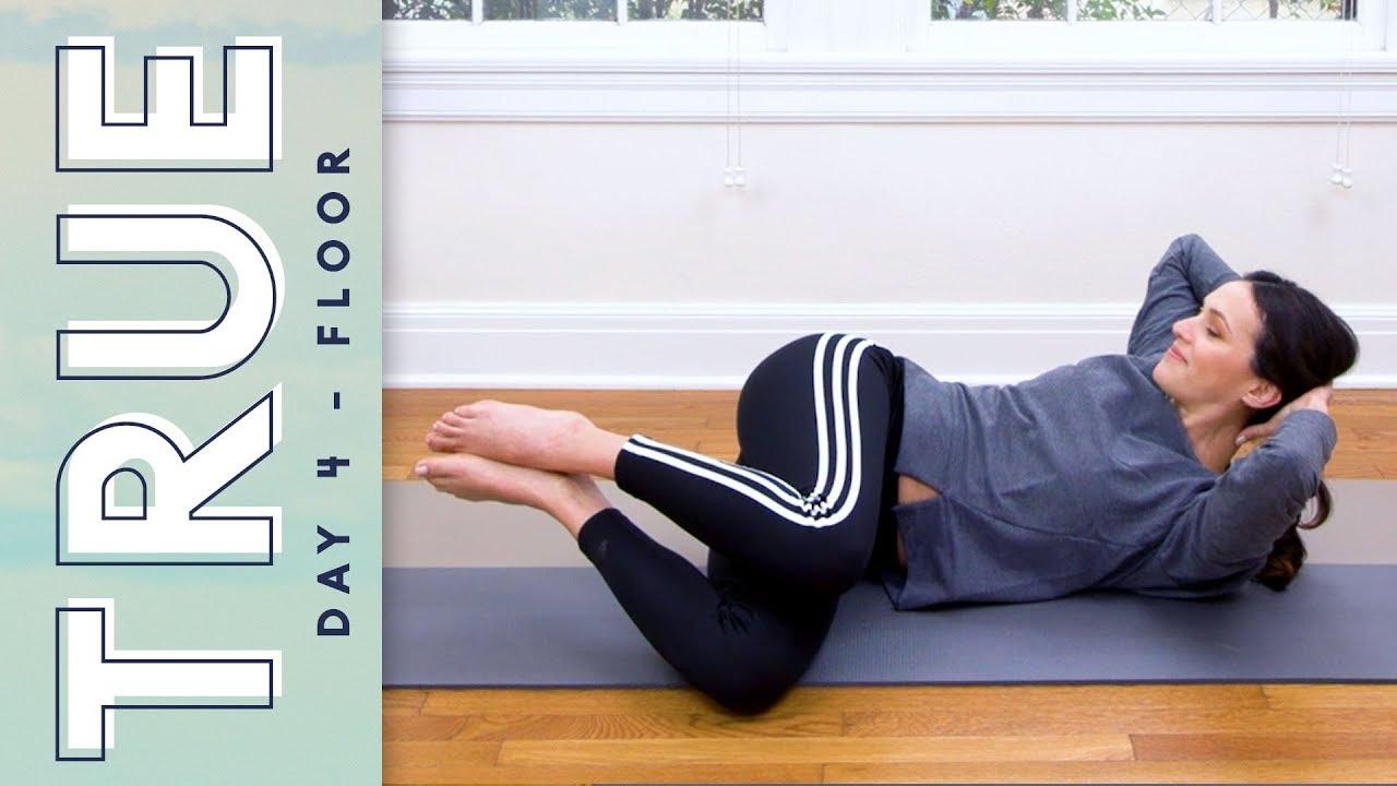 TRUE - Day 4 - Floor | Yoga With Adriene