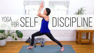 Yoga For Self Discipline