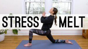 Stress Melt – 26 Min Yoga Break