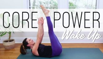 Core Power Wake Up