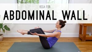 Yoga For Abdominal Wall