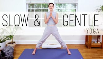 Yoga For Seniors |  Slow and Gentle Yoga