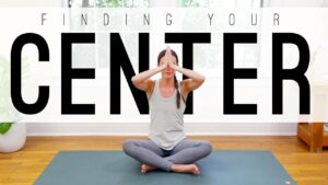 Finding Your Center