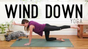 Wind Down Yoga