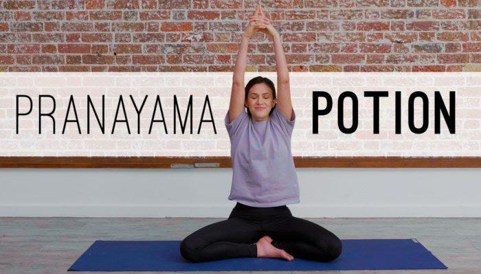 Pranayama Potion